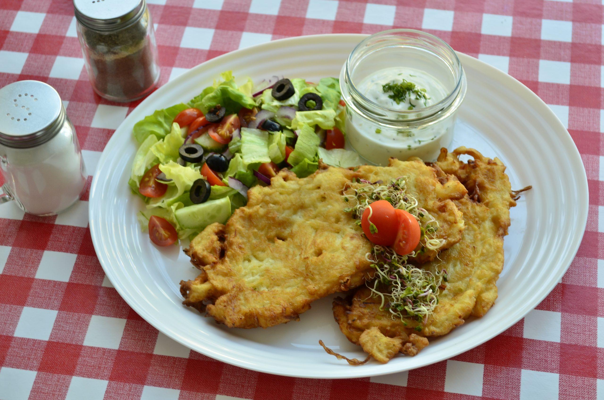 fruczki ze smietana w restauracji z tanimi i domowymi obiadami w Rzeszowie