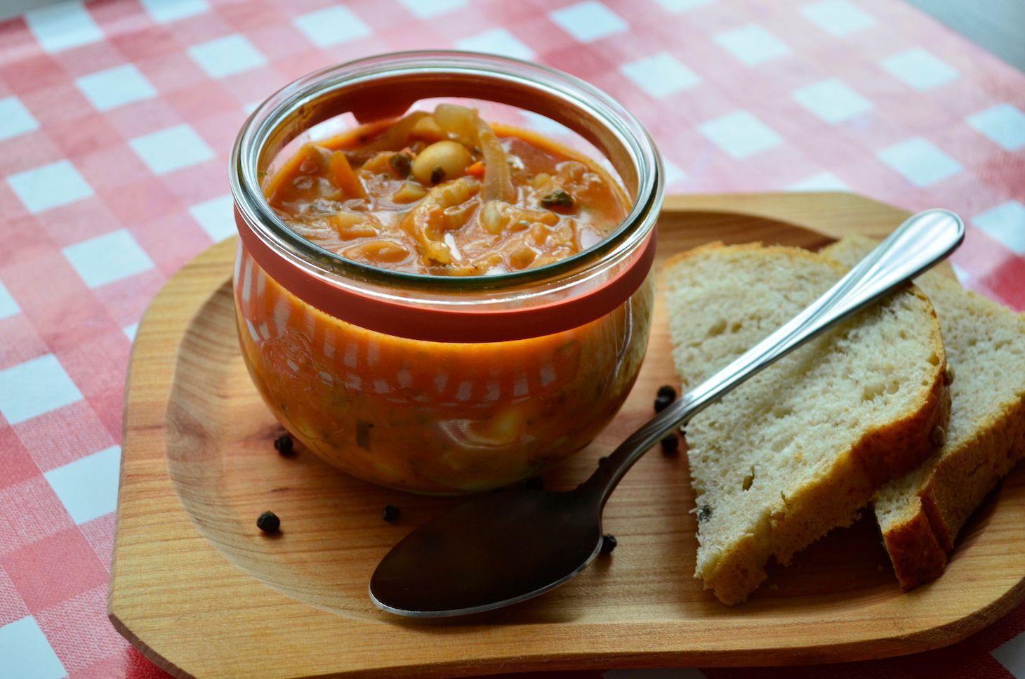 Zupa Karmuszka - tanie i domowe obiady w Rzeszowie